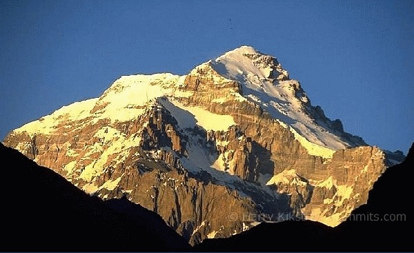 Aconcagua 6962m (South America)